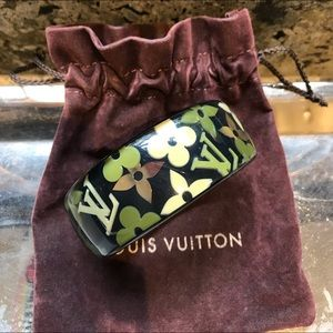 Authentic Louis Vuitton Bangle/Bracelet